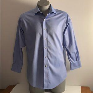 Blue Brooks Brothers Shirt 16